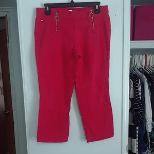 Tommy Hilfiger Womens jeans cropped size 9
